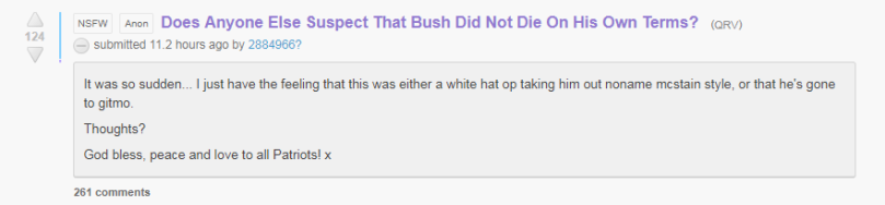 bush voat